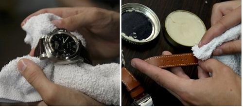cách chữa đồng hồ bị hấp hơi nước