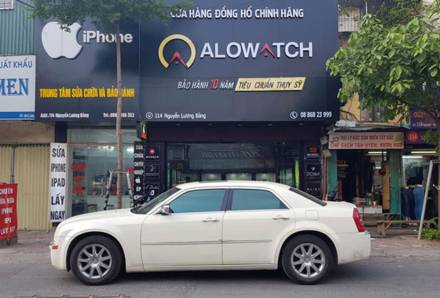 cửa hàng alowatch
