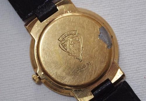 mạ vàng đồng hồ cũ