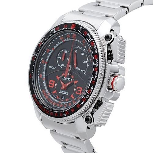Đồng hồ Kinetic là gì