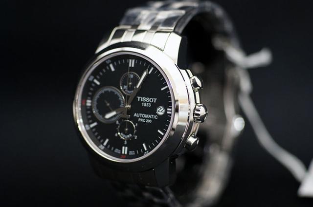 Chỉnh đồng hồ Tissot 6 kim