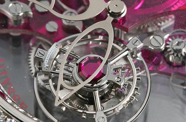 chân kính đồng hồ