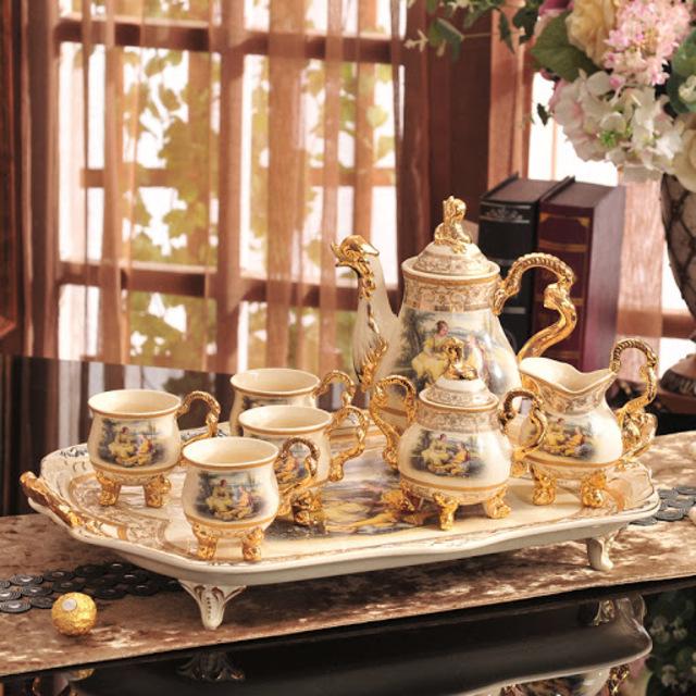 Bộ tách uống trà, cà phê