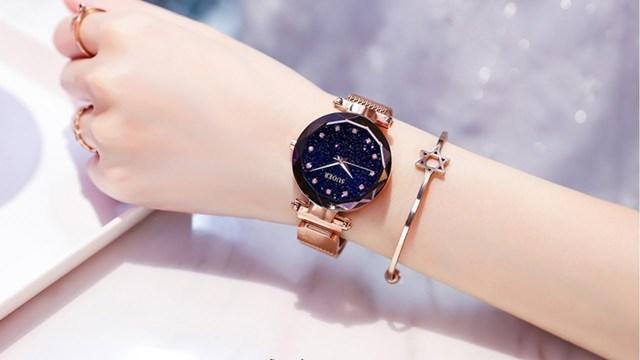 Một chiếc đồng hồ nữ thời trang đẹp mắt