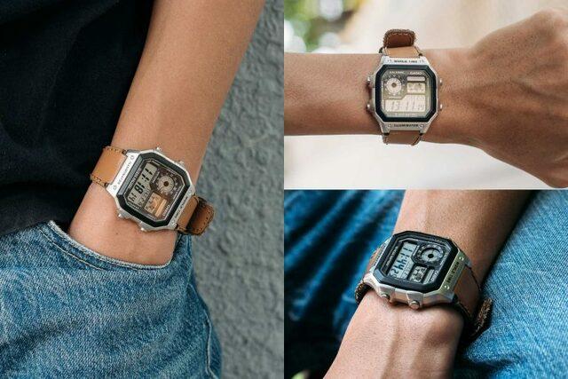 Đồng hồ Casio WorldTime Illuminator AE1200WHD