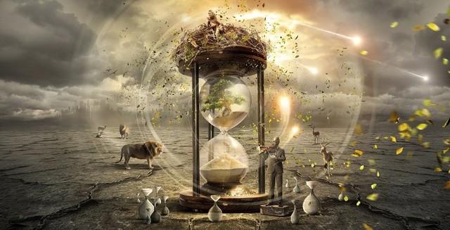 Đồng hồ cát có ý nghĩa gì trong cuộc sống?