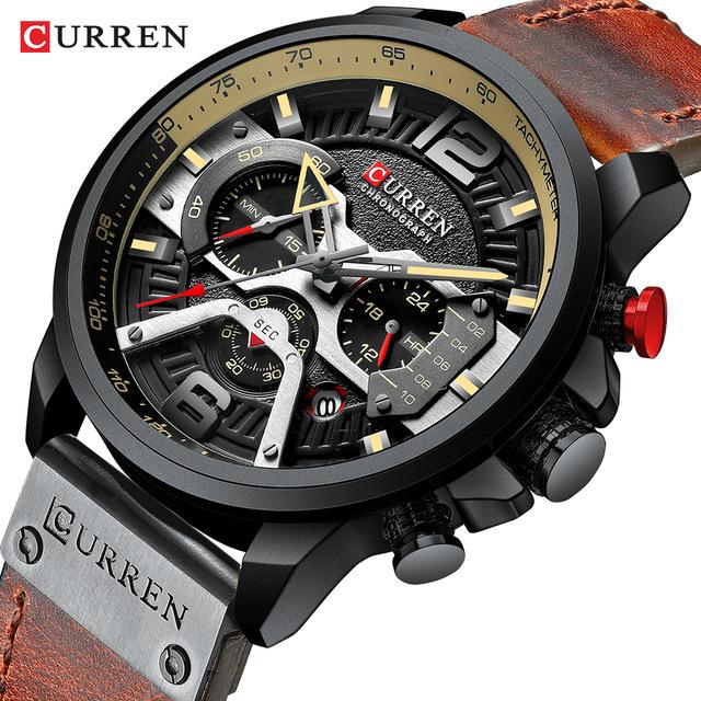 Đồng hồ Curren có tốt không?
