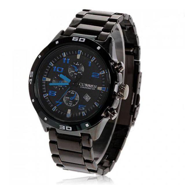 đồng hồ curren CUR104