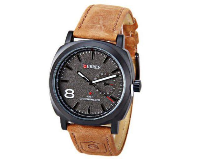 đồng hồ curren CUR110