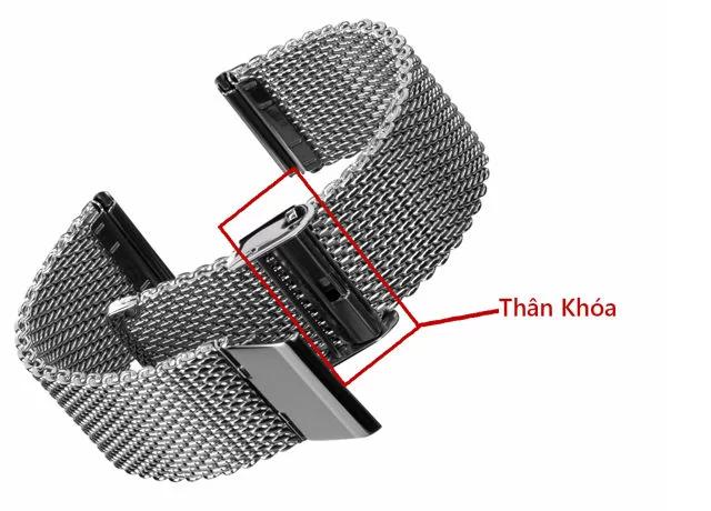 Cách điều chỉnh dây đồng hồ lưới