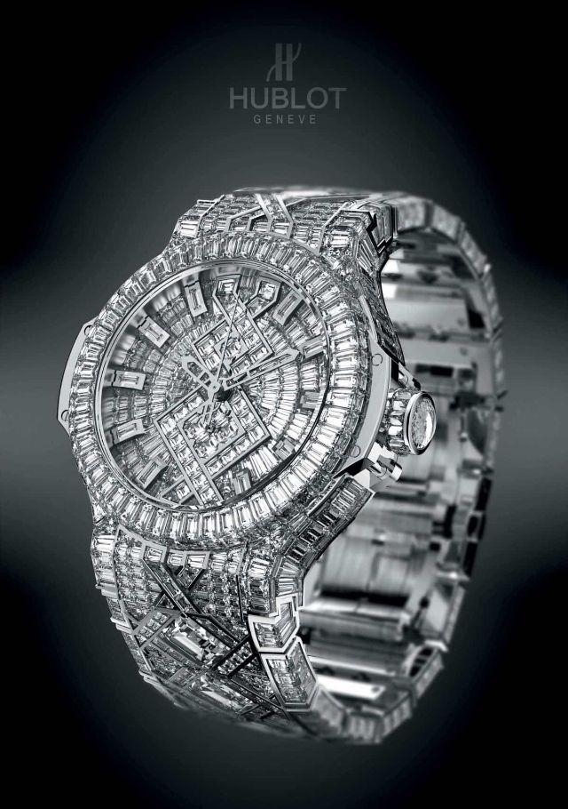 Đồng hồ mang tên The Hublot