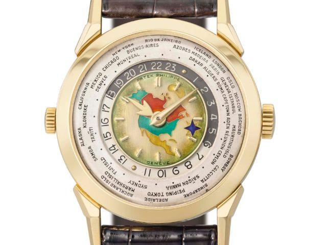 đồng hồ Reference 2523 World Time