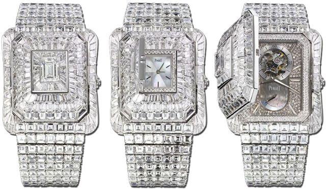đồng hồ Piaget Emperador Temple Watch