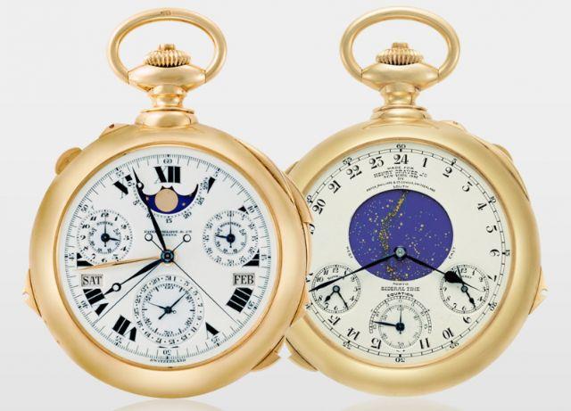 Đồng hồ Patek Philippe Supercomplication