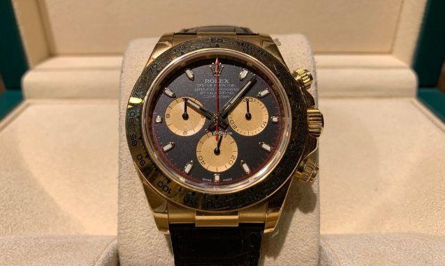 đồng hồ Rolex Daytona Paul Newman