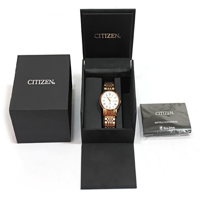 cách nhận biết đồng hồ Citizen 2
