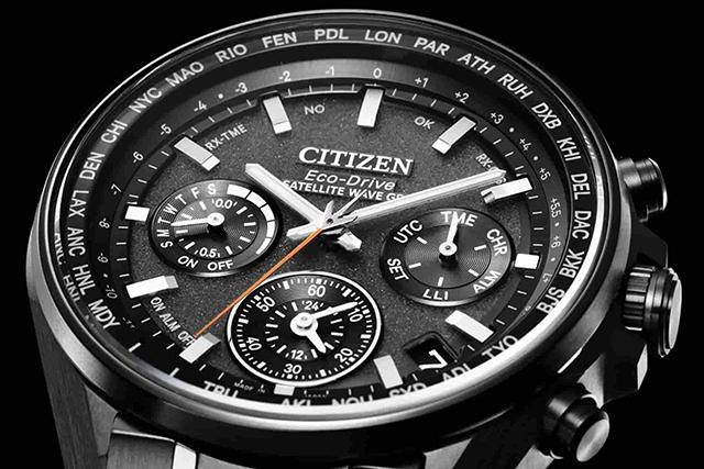 cách nhận biết đồng hồ Citizen 3