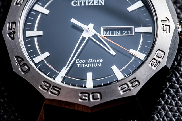 cách nhận biết đồng hồ Citizen 7