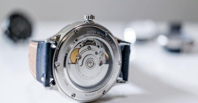 Mức sai số của đồng hồ automatic máy Thụy Sĩ