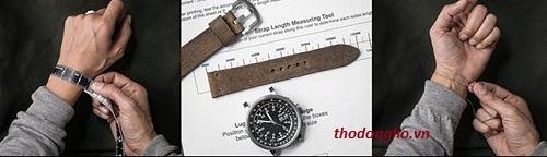 dây đồng hồ đeo tay