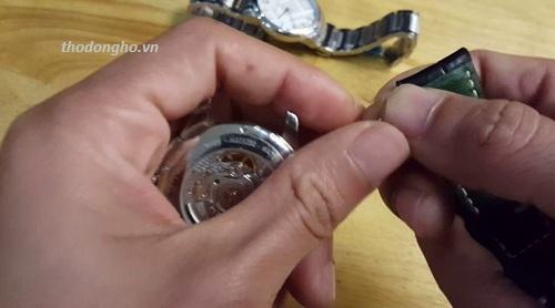 hướng dẫn cắt dây đồng hồ